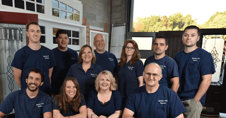 Aquarius Door Services Team in Ridgewood, NJ