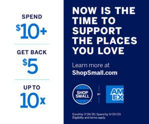 American Express special offer