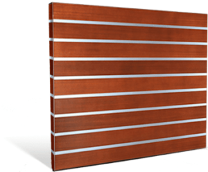Wooden garage door design by Aquarius Door Services