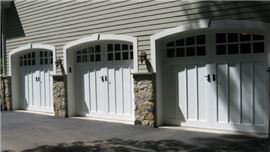 Custom Wood Garage Doors in Ridgewood, NJ