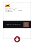Reserve®Wood Collection Limited Edition Brochure in Wyckoff