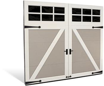 Coachman Garage Door Collection in Wyckoff