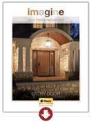 Rustic Collection Entry Door Idea Brochure in Wyckoff