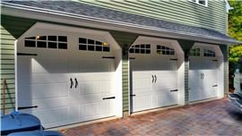 Residential Garage Door Options in Ridgewood, NJ